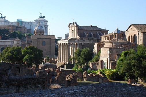 Rome, Forum, Italy, Landmark, Ancient, Roman