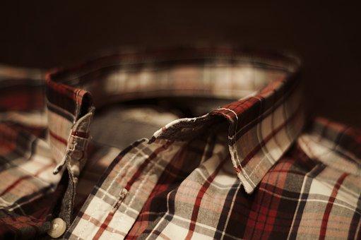 Shirt, Collar, Men, Fashion, Business, Wear, Clothes
