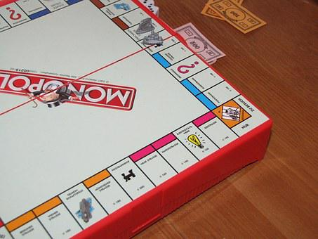 Monopoly, Play, Sociable, Board Game