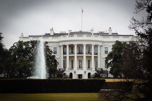 White House, Washington, White, House, Government