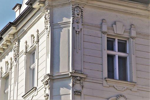 Kamienica, Art Nouveau, Bratislava, Appearance, To