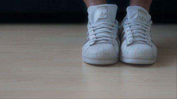 Background, Sports Shoes, Favorite Shoes, Feet, Woman