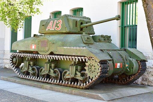 Ram Tank, Ww2, Battle Tank, Armoured Vehicle
