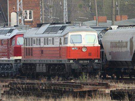 Ludmilla, Br232, Walter-franz-logistics