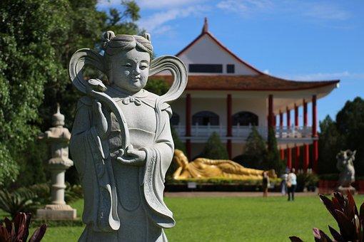 Budism, Temple, Religion, Culture, Buddhism, Prayer