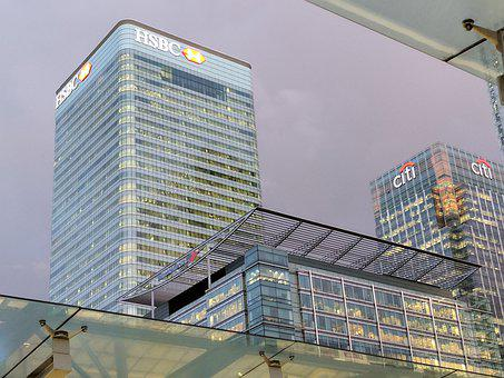 Canary Wharf, Cannon Workshops, Abell Morliss, Hsbc
