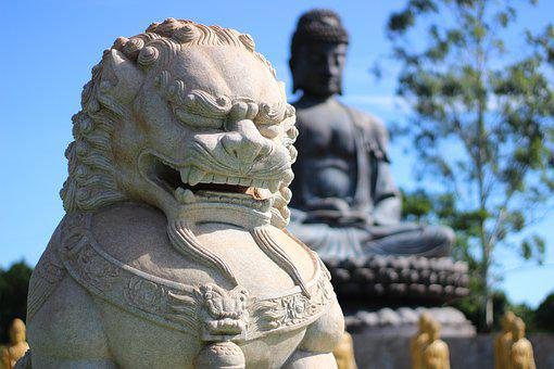Budism, Temple, Buddhism, Religion, Culture, Nun