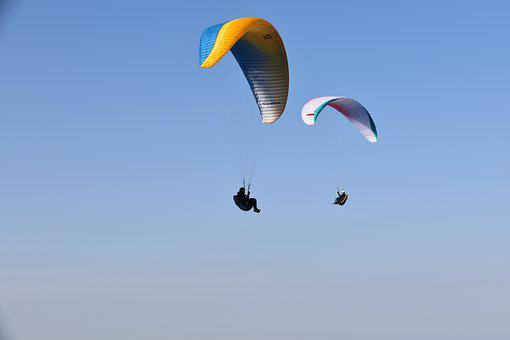 Paragliders, Adventure, Sport, Flight, Fly, Free Flight