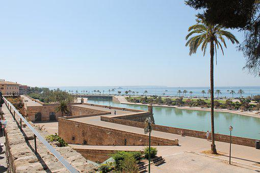 Palma, Summer, Vacations, Places Of Interest