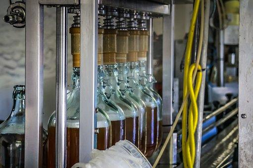 Cider, Bottling Plant, Production Line
