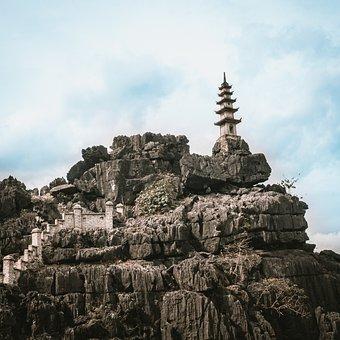 Temple, Religious, Viet Nam, Religion, Buddhism