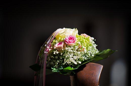 Wedding Bouquet, Flowers, Bouquet, Decoration, Wedding