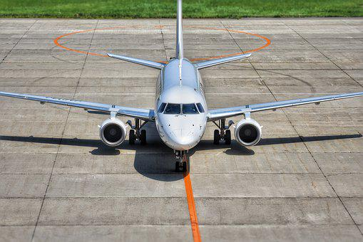 Traffic, Vehicle, Airplane, Airliner, Aircraft, Airport