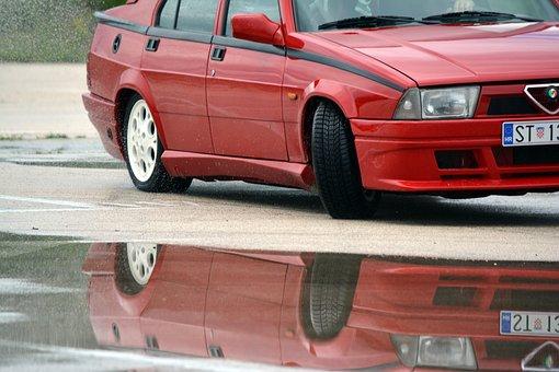 Sport Car, Racing Car, Drift, Fast, Automobile, Drive