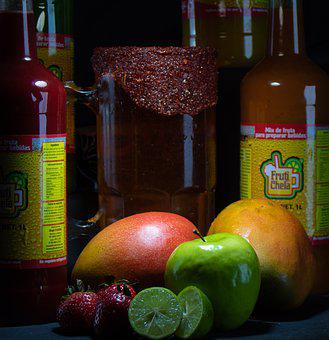 Frutichela, Flavorings For Micheladas, Fruit, Drinks