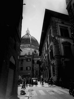 Florence, Italy, City, History, Architecture, Building