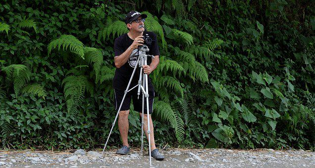 Man, Photographer, Camera, Professional, Hobby
