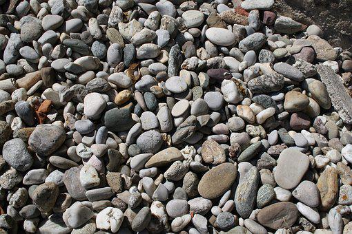 Stones, Pebble, Pebbles, Pebble Beach, Nature, Ground