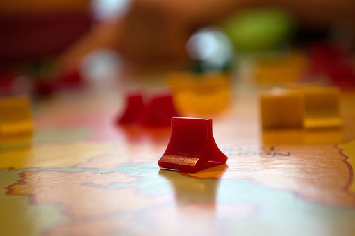 Board Game, Games, Risk, Familiespel, Play, Game