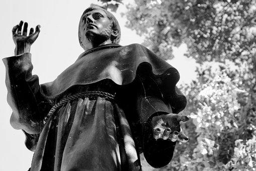 St Francis, Culture, Religion, Statue, Catholicism