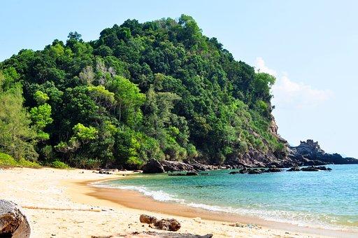 Beach, Sea, Summer, Water, Ocean, Sand, Sky, Vacation