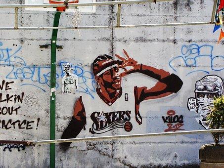 Street Art, Urban, Wall, Street, Graffiti, City, Paint