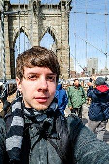 Brooklyn, New York, Man, Boy, Student, Teenager