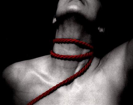 Rope, Sensual, Sexy, Erotic, Fetish, Tied, Bondage