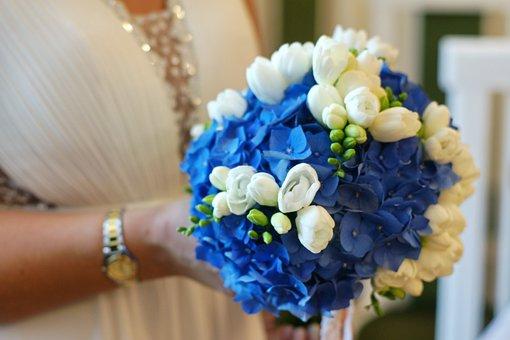 Wedding, Flowers, Bouquet, Romantic, The Ceremony