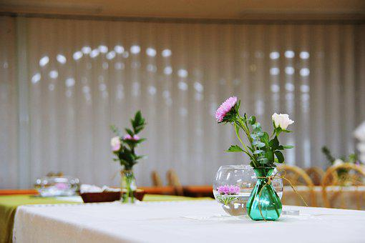 Vase, Flowers, Dining Table, Ornament, Bouquet