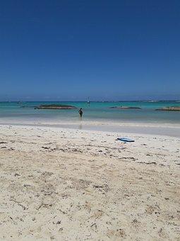 Ocean, Punta Cana, Beach, Coast, Trip, Nature, Vacation