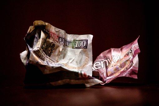 Money, Kenya, Dark, Black, Evening, People, Tornado