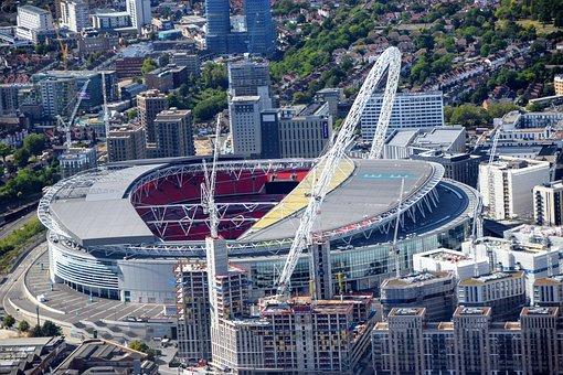 Wembley, Football, Stadium