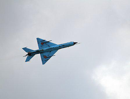 Mig 21, Plane, Military Jet, Air Force, Army