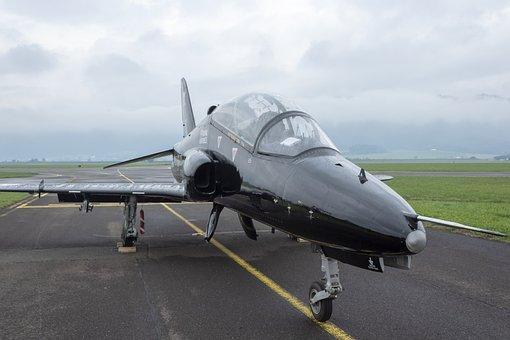 Hunter Flying, Flying, Combat Flying, Supersonic