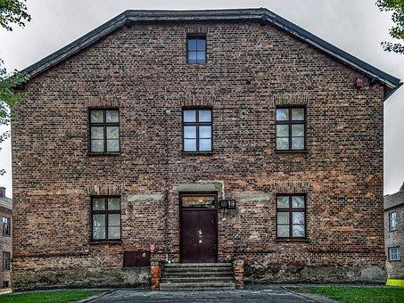 Auschwitz, Concentration Camp, Block 19, Cellblock