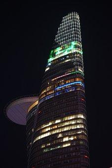Tower, Bitexco, Ho Chi Minh City