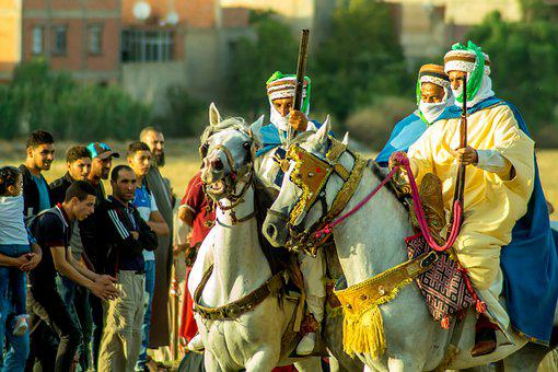 Fantazia, Wedding, Cavalry, Celebrate, Ceremony, Horses