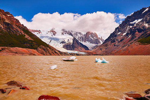 Laguna Torre, Patagonia, El Chalten, Argentina