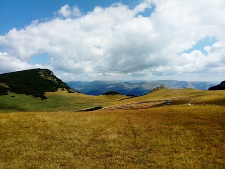 Mountain, Landscape, Nature, Background, Backdrop