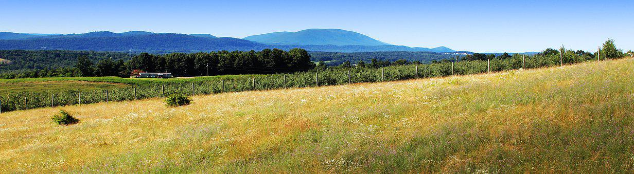 Shenandoah Valley, Virginia, North Mountain