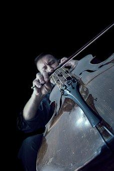 Cello, Performance, Orchestra, Music, Cellist, Symphony