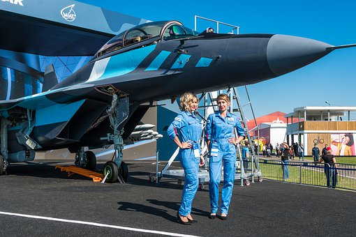 Centerfolds, Girls, Plane, The Show, Static, Airshow