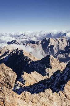 Alpine, Alps, Austria, Landscape, Germany, Rock, Swiss