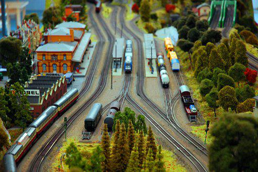 Train, Railway, Transport, Coach, Traffic, Commute