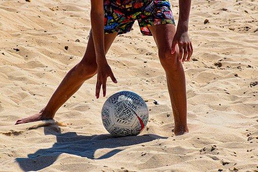 Nike, Ball, Soccer Ball, Football, Sport, Play