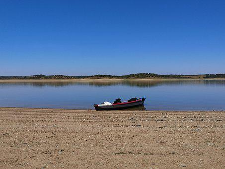 Summer, Water, Blue Sky, Nature, Landscape, Travel