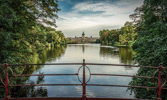 Castle, Schlossgarten, Castle Park, Architecture