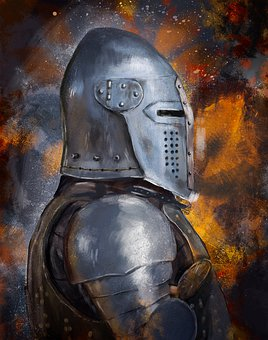 Knight, Armor, Middle Ages, History, Historically