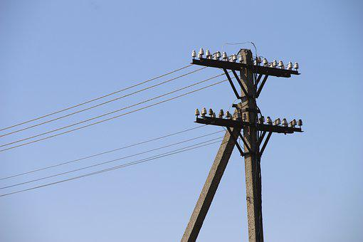 Lap, Support, Electricity, Wire, Electric Power, Energy